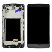 החלפת מסך LCD+מגע מקורי LG G3 כולל מסגרת