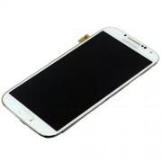 החלפת מסך LCD+מגע מקורי Samsung Galaxy S4 סמסונג כולל מסגרת