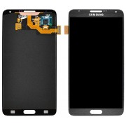 החלפת מסך LCD+מגע מקורי Samsung Galaxy Note 3 סמסונג כולל מסגרת